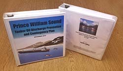 Oil spill contingency plans for Prince William Sound under review