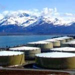 Storage Tanks at Valdez Marine Terminal