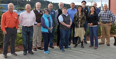 PWSRCAC Board of Directors - September 2015