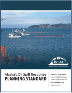 Link to report: Alaska's Oil Spill Response Planning Standard
